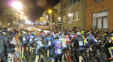 Diegem is a very unique race, even among the Kerstperiode contests. © Steven De Poorter