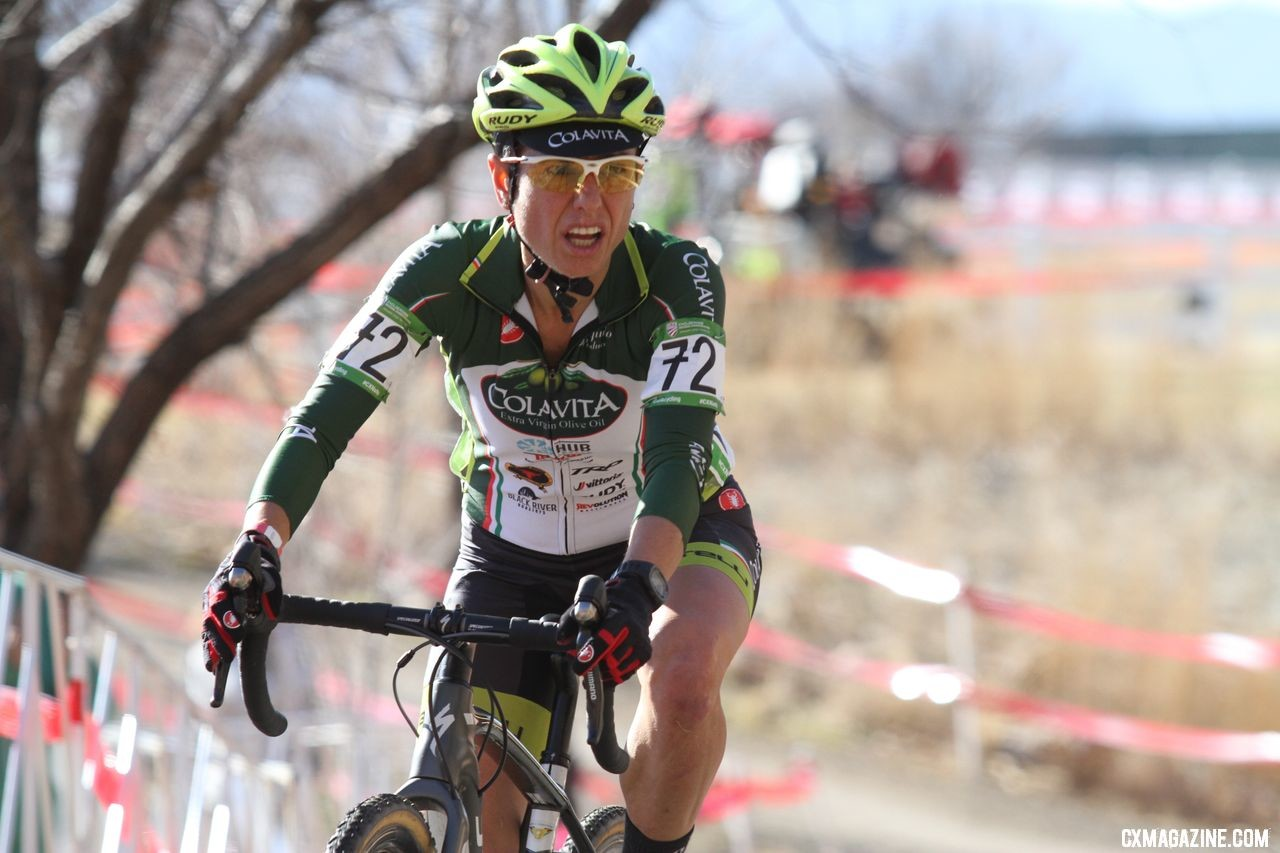 Masters Women 50-54. 2018 Cyclocross National Championships. © D. Mable/ Cyclocross Magazine