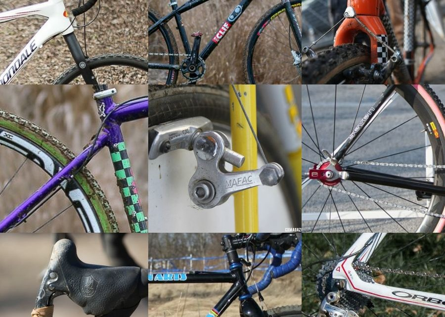 A look back at some of the more unique Nationals-winning bikes.