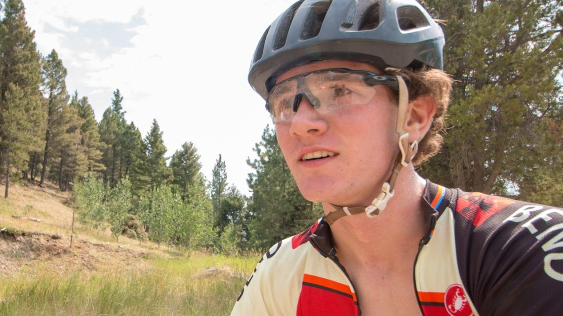 Oregon's Henry Jones was one of the young stars at the 2017 Montana Cross Camp. 2017 Montana Cross Camp. © Cyclocross Magazine