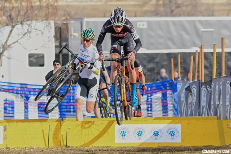 U23 Men, 2018 Cyclocross National Championships. © J. Vander Stucken / Cyclocross Magazine