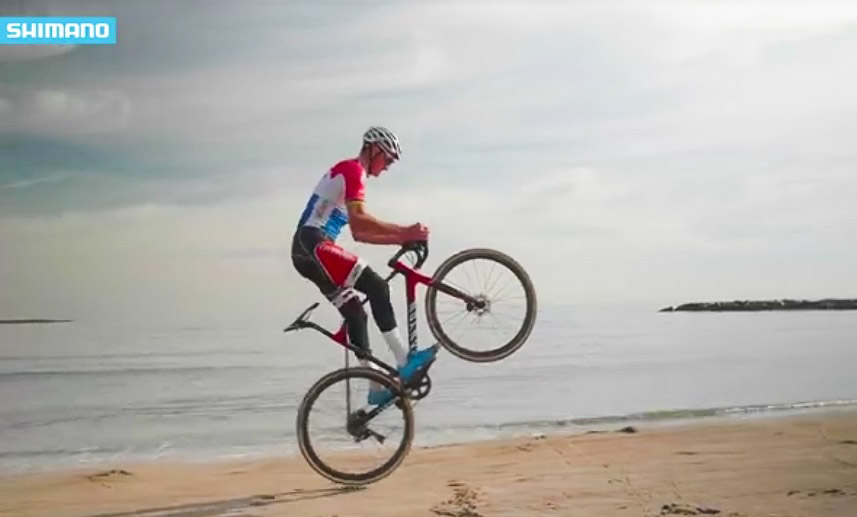 Mathieu van der Poel: It's All About Having Fun Video