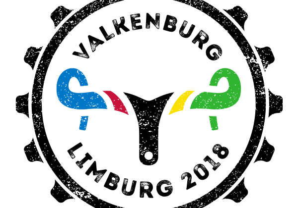 2018 Valkenburg-Limburg World Championshp logo