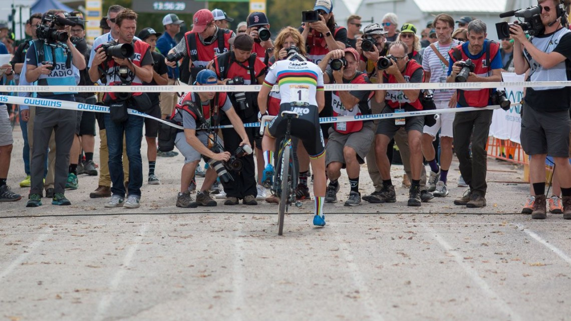 The 2018-2019 UCI Cyclocross Calendar is out, with Jingle Cross and World Cup Waterloo returning. © A. Yee / Cyclocross Magazine