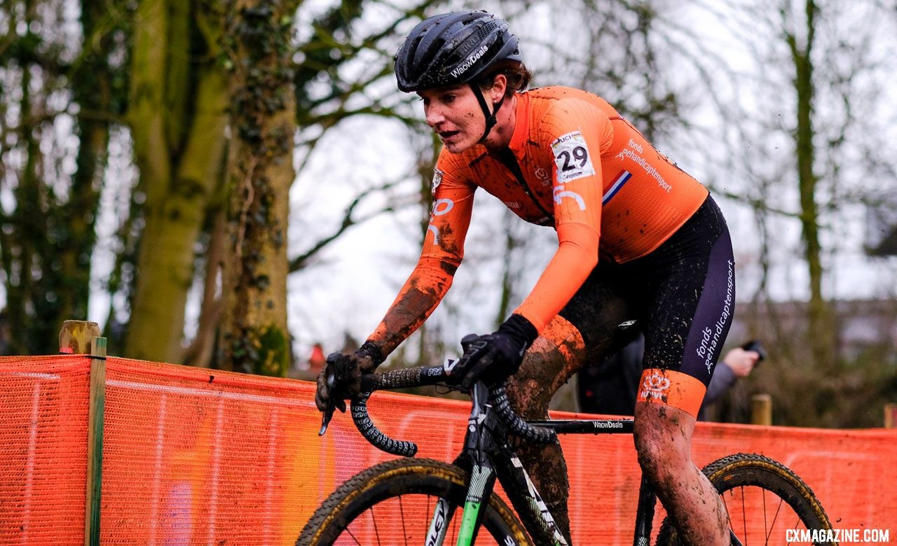 Marianne Vos will be at the 2018 World Cup Waterloo. Elite Women, 2018 UCI Cyclocross World Championships, Valkenburg-Limburg, The Netherlands. © Gavin Gould / Cyclocross Magazine