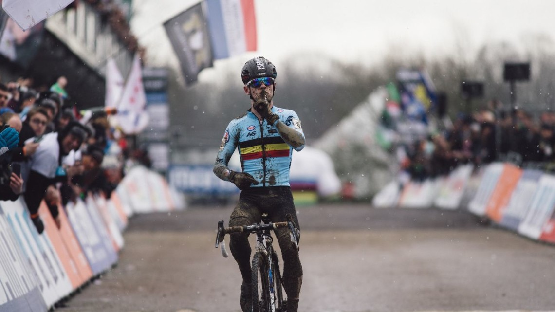 Eli Iserbyt, U23 Men. 2018 UCI Cyclocross World Championships, Valkenburg-Limburg, The Netherlands. © Cyclephotos / Cyclocross Magazine