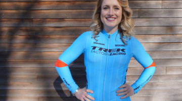 Ellen Noble will be racing for Trek Factory Racing this coming season. photo: Trek Bicycles