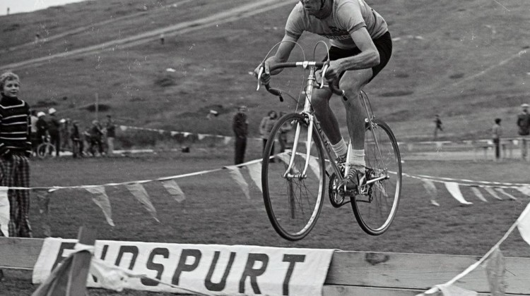 Laurence Malone won five U.S. national championships. © Cyclocross Magazine