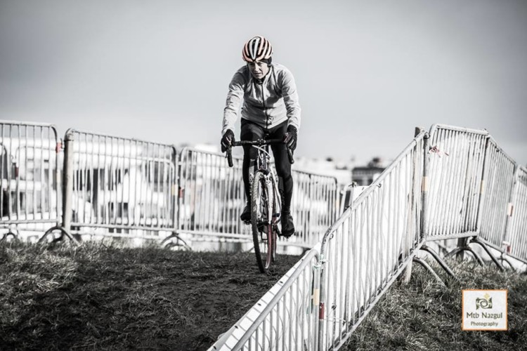 Middlekerke was one of Corey Coogan Cisek's last races of her Euro adventure. Corey Coogan Cisek rider diary. © Nazgul MTB