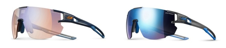 One lucky reader will win a pair of Julbo's Aerospeed sunglasses.