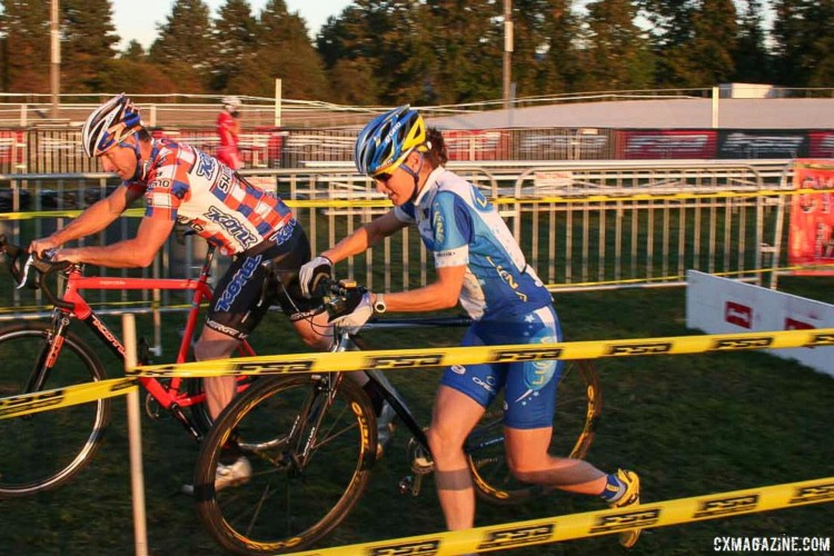 Alison Dunlap won U.S. Cyclocross Nationals six times. © Cyclocross Magazine