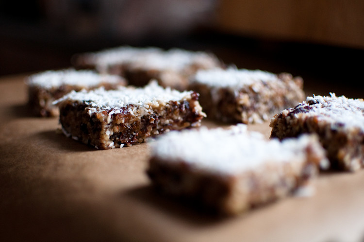 DIY energy bars are a good way to get your in-ride fueling right. photo: Flickr user Martin Thomas