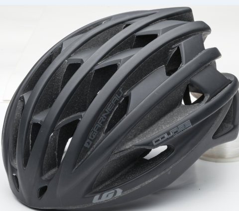Recalled Louis Garneau Course helmet. photo: CPSC