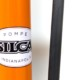 Silca now manufactures its pumps in Indianapolis. Silca Pista floor pump. © Cyclocross Magazine