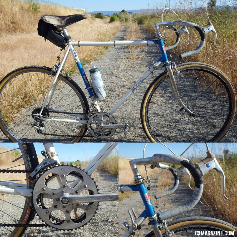 Gravel Bike on the Cheap: Resurrecting Steel Bikes from the 60s, 70s