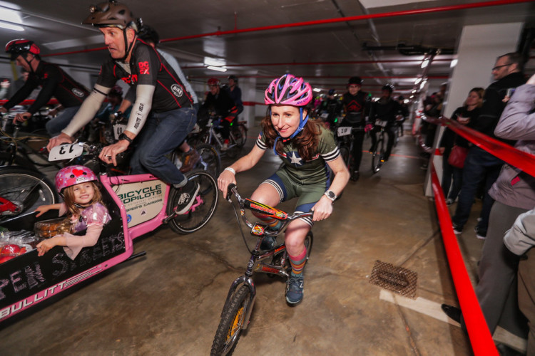 Crosshairs Garage Races are a run-what-ya-brung affair. 2018 Crosshairs Garage Races. © Bruce Buckley Photography