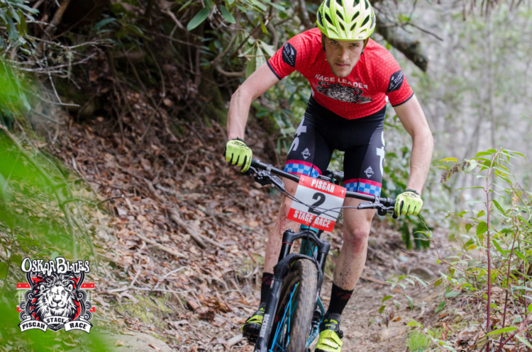Tristan Cowie is ready to defend his Pisgah Stage Race title, especially now that Kerry Werner will be racing. photo: Icon Media Asheville