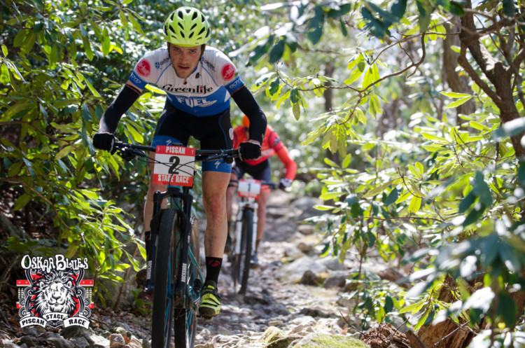 Cowie is ready to defend his title on his home trails. photo: Icon Media Asheville