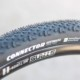 Goodyear introduced a new line of bicycle tires that includes two gravel options. New Goodyear County and Connector Tubeless Gravel Tires. 2018 Sea Otter Classic. © Cyclocross Magazine