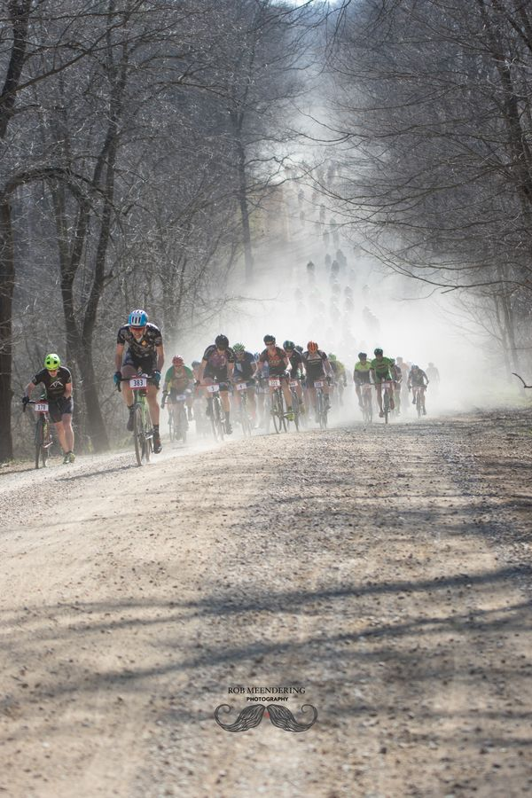 Barry-Roubaix gravel race. photo: Rob Meendering