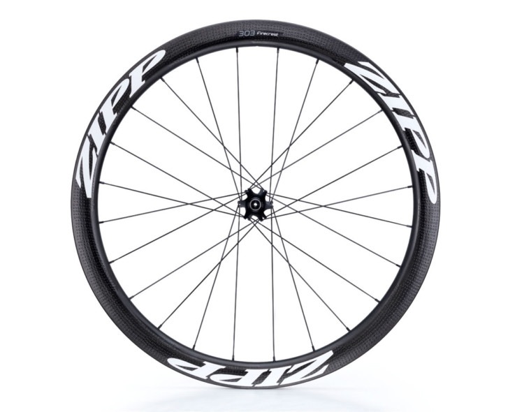 The $2,500 303 Firecrest tubular wheelset has a new, stronger design and the same 45mm aero depth. Zipp 303 Firecrest Tubular Wheelset. photo: Zipp