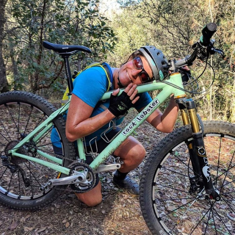 One lucky winner will take home a Rock Lobster mountain bike. photo: coutresy