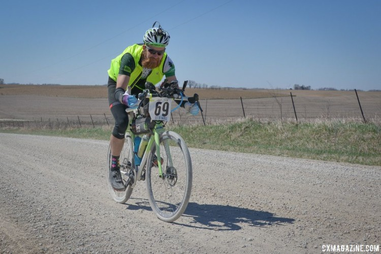 See below for a nice photo gallery from Jon Duke. 2018 Trans Iowa Gravel Race. © Jon Duke / Cyclocross Magazine