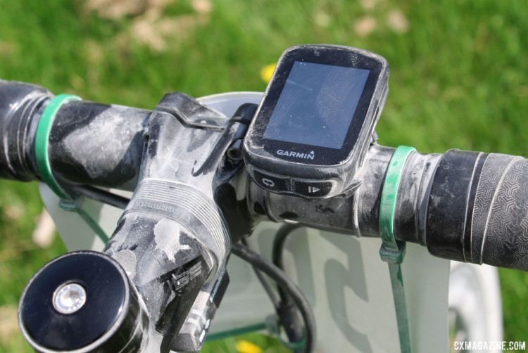 The author used the turn-by-turn navigation on the new Garmin Edge 130 currently in review to stay on the Almanzo 100 course. Almanzo 100 Allied Alfa Allroad. © Cyclocross Magazine