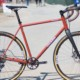 Chumba Cycles USA Terlingua. The frame sells for $1,450 and full builds are available with a slew of options. 2018 Sea Otter Classic cyclocross and gravel new products. © Cyclocross Magazine
