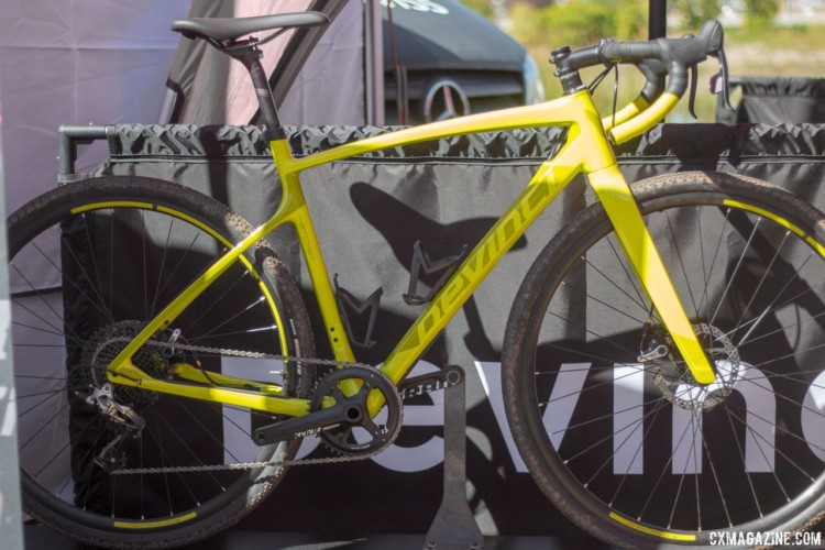 Devinci's Hatchet was designed expressly for the purpose of gravel racing. © Cyclocross Magazine