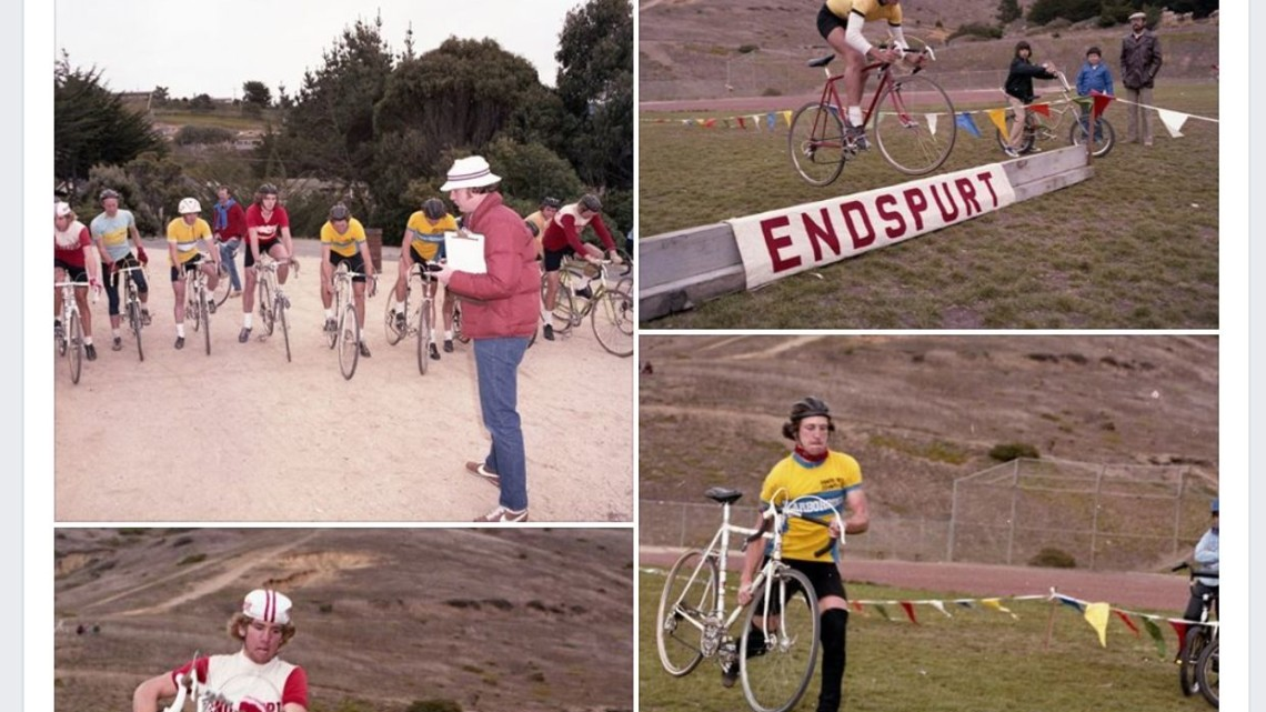 Remembering 1977 Endspurt Cyclocross. Images by Fred Kornahrens