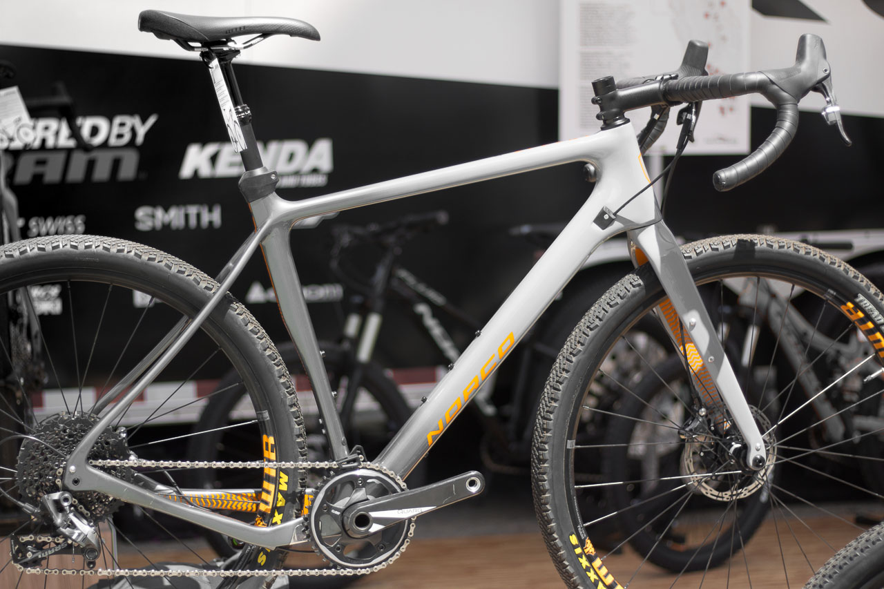 4272fedcdf2 The Norco Search XR Rival is the company's highest-end gravel bike build.  2018