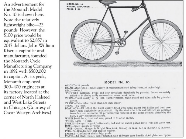 The book's images show bike profiles haven't changed much over the years. photo: courtesy