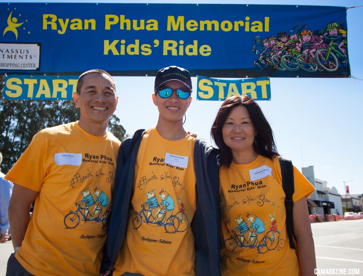 2017 Ryan Phua Memorial Ride. The 2018 ride returns on June 10. © A. Yee / Cyclocross Magazine