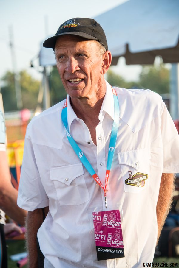 Brrok Watts recently sold the CrossVegas race he directed for 11 years. photo: courtesy