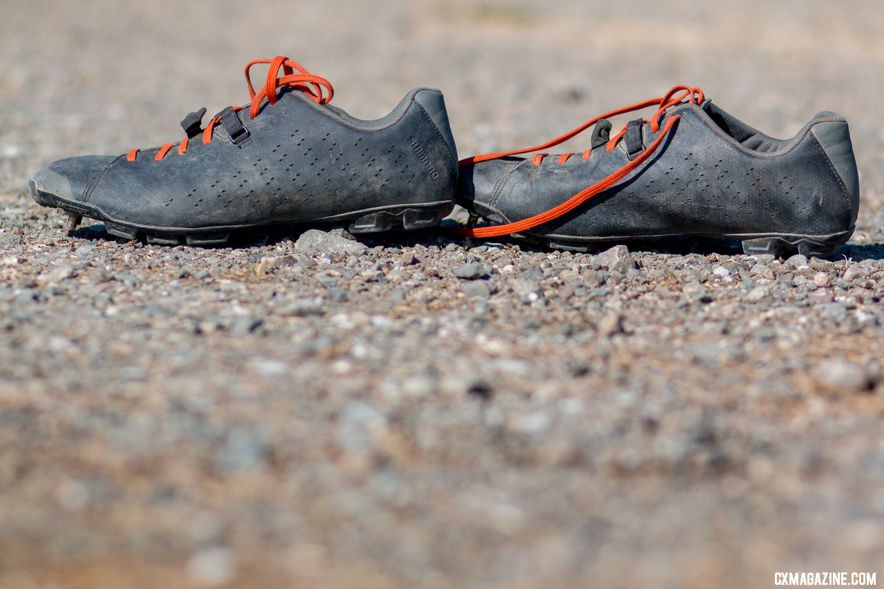 5fe78c5eb7589 Gravel Gear: Shimano's Multi-Surface XC5 Gravel Shoes