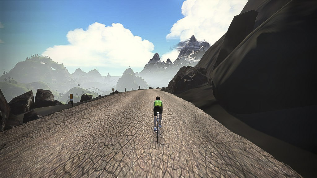 Review: Riding On Indoors with the Zwift Cycling App