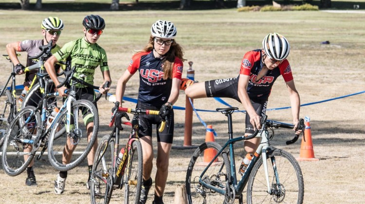 Applications are open for the 2018 USAC Regional Talent ID Camp. 2017 USAC Talent ID Camp. photo: Kirk Nordgren