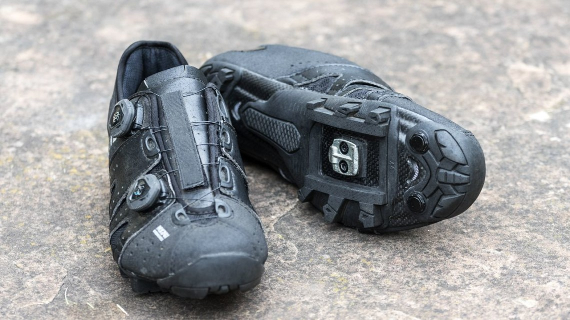 lake MX241 Endurance MTB shoe. comfort, adjustability, and protection.