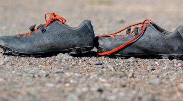 Shimano XC5 Gravel Shoes. © Cyclocross Magazine