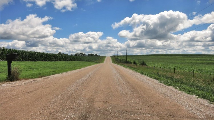 The gravel roads of Nebraska await at Gravel Worlds. photo: Pirate Cycling League