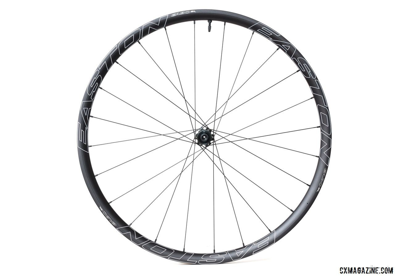 Easton EA90 SL alloy tubeless disc wheels. © Cyclocross Magazine