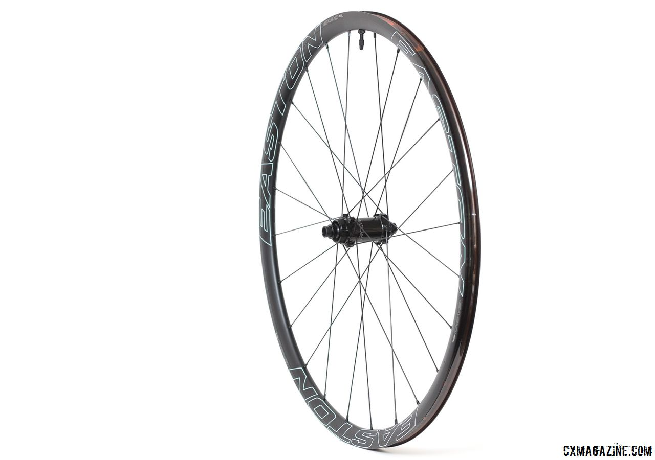Review: Easton's EA90 SL Disc Tubeless Clincher Wheelset
