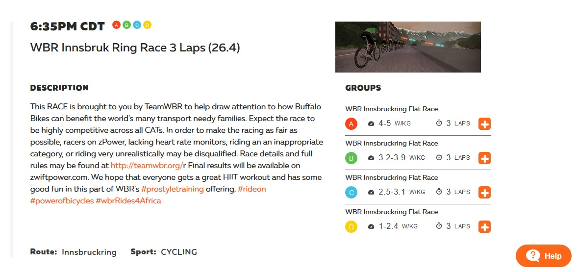 Training Tuesday: Using Zwift for Your Cyclocross Interval