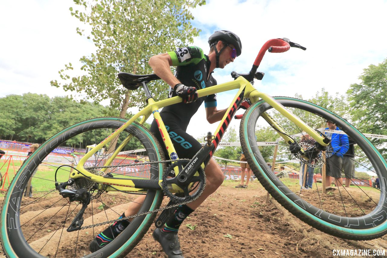 Drew Dillman Readies for His Road to the 2019 Dirty Kanza 200