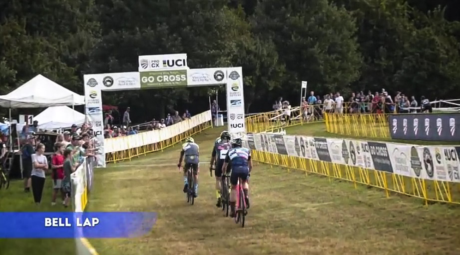 The Crosshairs Television episodes provide video recaps of U.S. UCI races. photo: YouTube screen shot