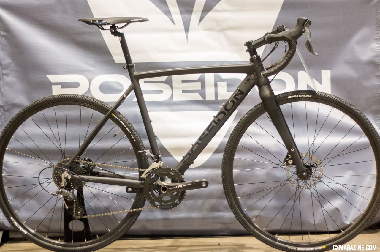 Poseidon Lowers the Barrier to Cyclocross and Gravel Bikes with Its $599 X