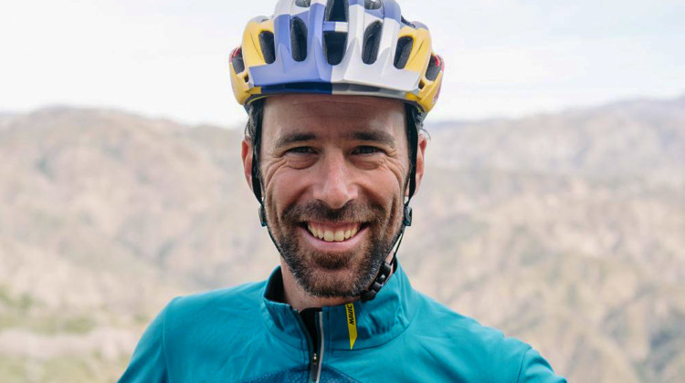 Tim Johnson continues his involvement with cycling as the Development Director for the USA Cycling Foundation. photo: Cannondale