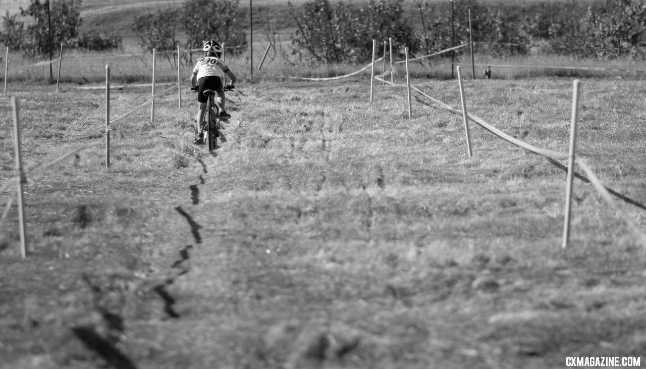 Bumps and Boos are in store for Sunday's Halloween race at Bonny Doon. © Cyclocross Magazine