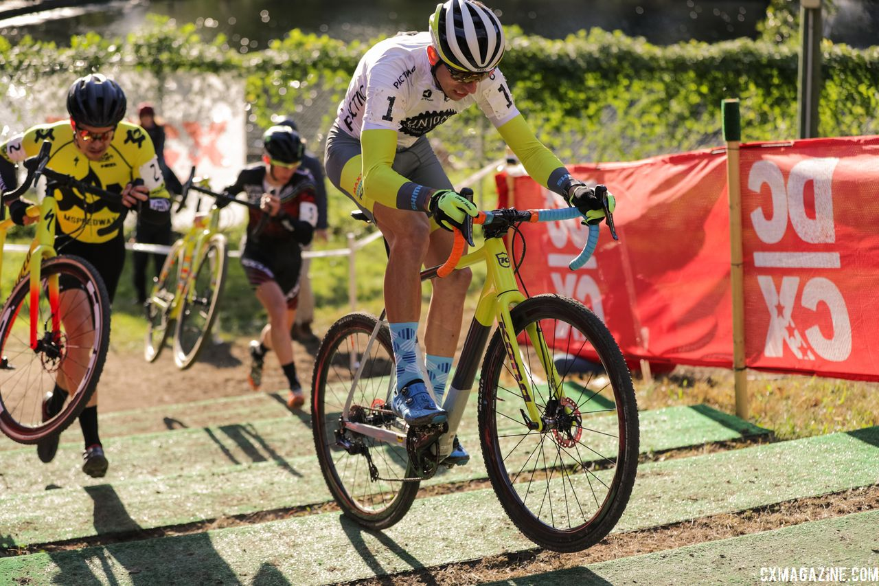 Start List: Hail to the 'Cross Chiefs at DCCX in the Nation's Capital